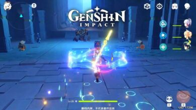 Photo of Genshin Impact Gameplay