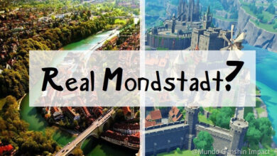 Photo of Genshin Impact – What city is Mondstadt in real life?