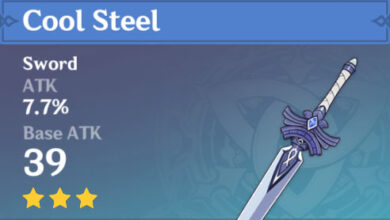 Photo of Cool Steel