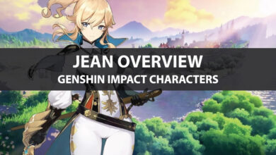 Photo of Genshin Impact Jean Stats, Talent Upgrade, and Ascension Guide