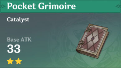 Photo of Pocket Grimoire