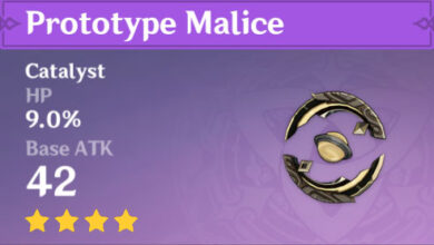 Photo of Prototype Malice
