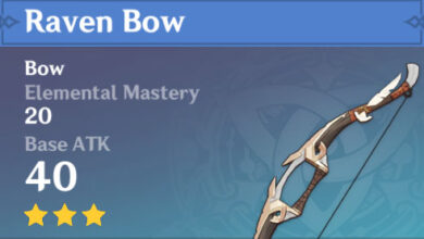 Photo of Raven Bow