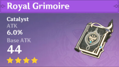 Photo of Royal Grimoire
