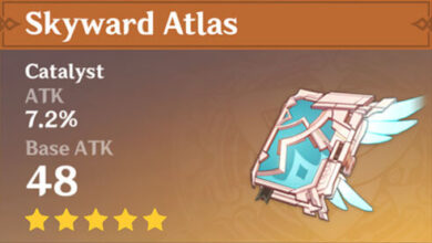Photo of Skyward Atlas