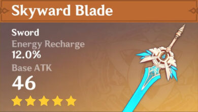 Photo of Skyward Blade