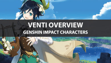 Photo of Genshin Impact Venti Stats, Talent Upgrade, and Ascension Guide