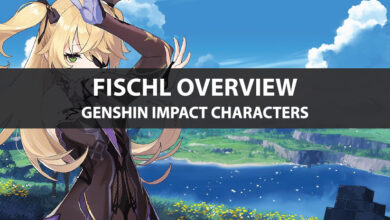 Photo of Genshin Impact Fischl Stats, Talent Upgrade, And Ascension Guide