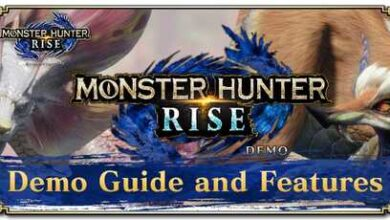 Photo of Guide de démonstration et fonctionnalités | Monster Hunter Rise | MHR (MHRise)