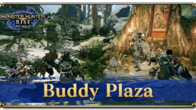 Photo of Guide Buddy Plaza | Monster Hunter Rise | MHR (MHRise)