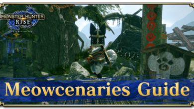Photo of Guide des Meowcenaries | Monster Hunter Rise | MHR (MHRise)
