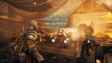 Photo of Hail to the King Favor Walkthrough   God of War PS4 (GoW 4)