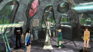 Photo of Side Quest Shumi Village   FF8