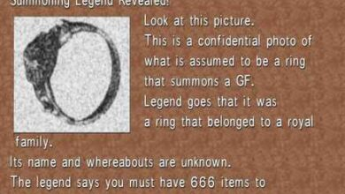 Photo of Comment obtenir Occult Fan III »wiki utile FF8