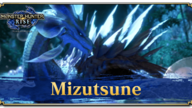 Photo of Comment battre Mizutsune »wiki utile Monster Hunter Rise | MHR (MHRise)
